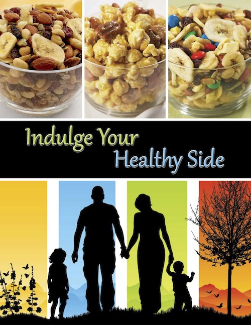 Indulge Your Healthy Side Brochure